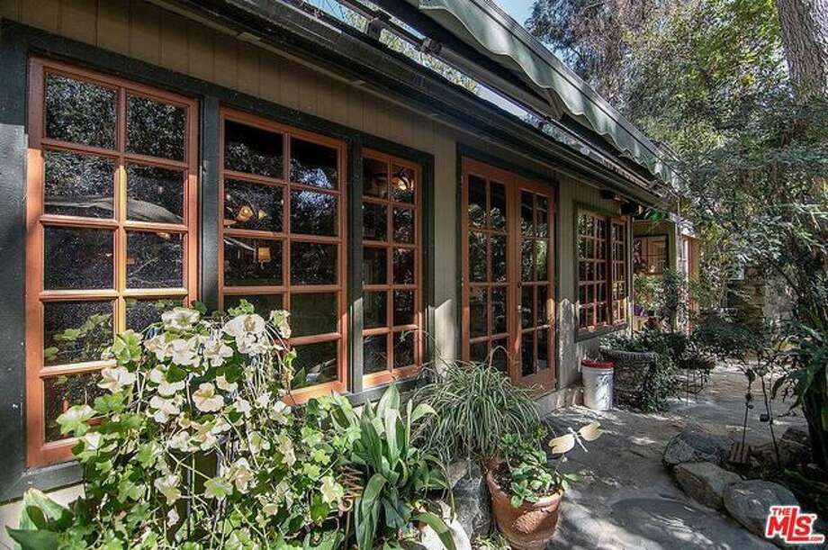 Listed for $2.2 million, the Wildlife Waystation's 160 acres offer vast and diverse animal accommodations, as well as a unique two-bedroom cabin for humans. Photo: Realtor.com
