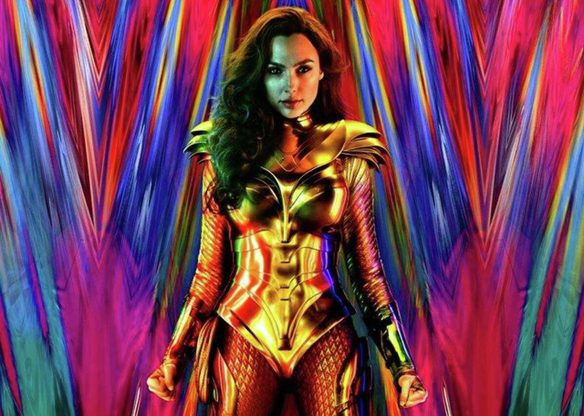 """""""Wonder Woman 1984"""" Original release date: June 5, 2020 New release date: August 14, 2020Actress Gal Gadot's next adventure as Wonder Woman won't make it to the silver screen until August of this year. """"Wonder Woman 1984"""" sees the titular Amazon warrior princess fight evil and reconnect with Steve Trevor (Chris Pine), all set to the iconic music and fashion of the 80's. Just like the first Woman Woman film, Patty Jenkins is its director."""