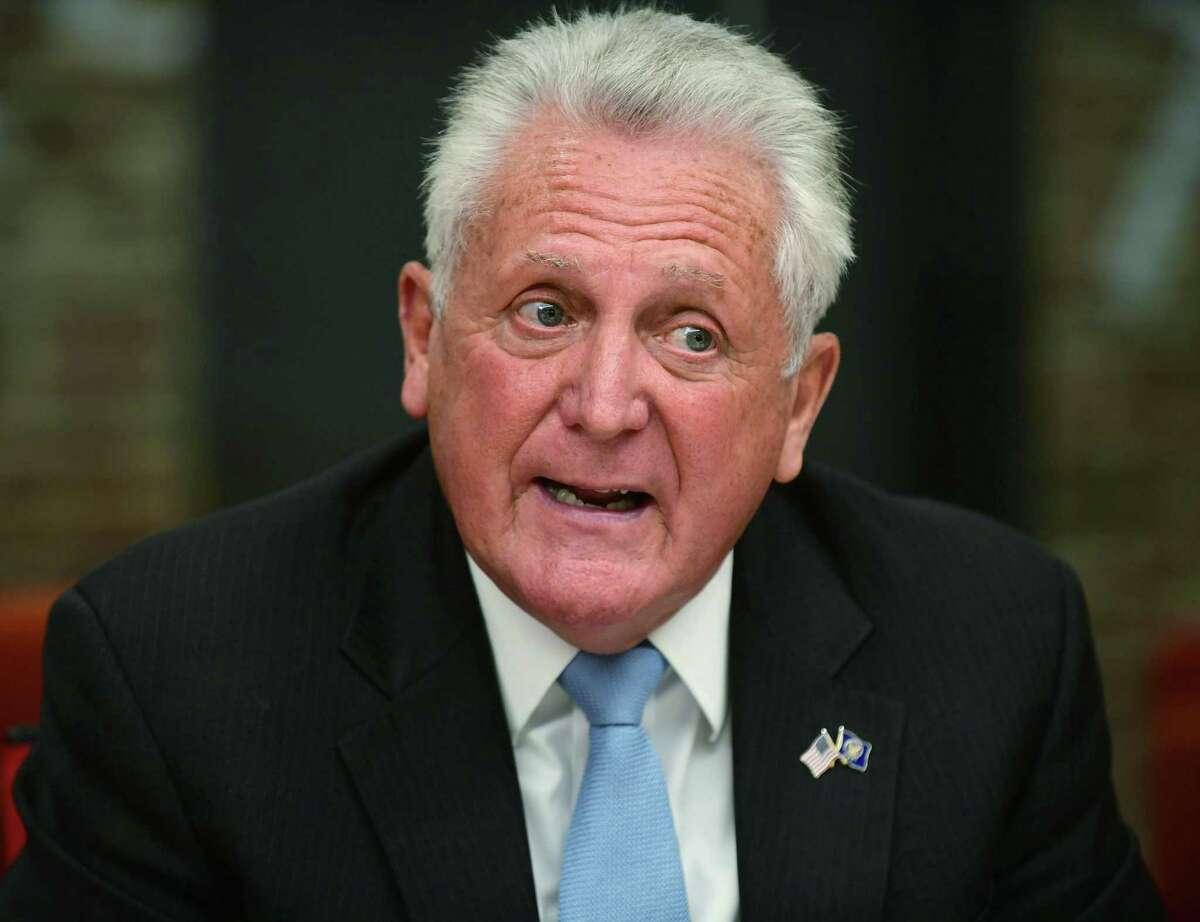 Mayor Harry Rilling