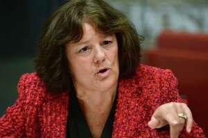 Norwalk mayoral candidate Lisa Brinton