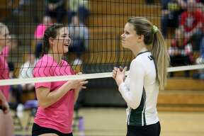 The Bad Axe Hatchets defeated Laker in a straight-set sweep on Wednesday, Oct. 23 at home.