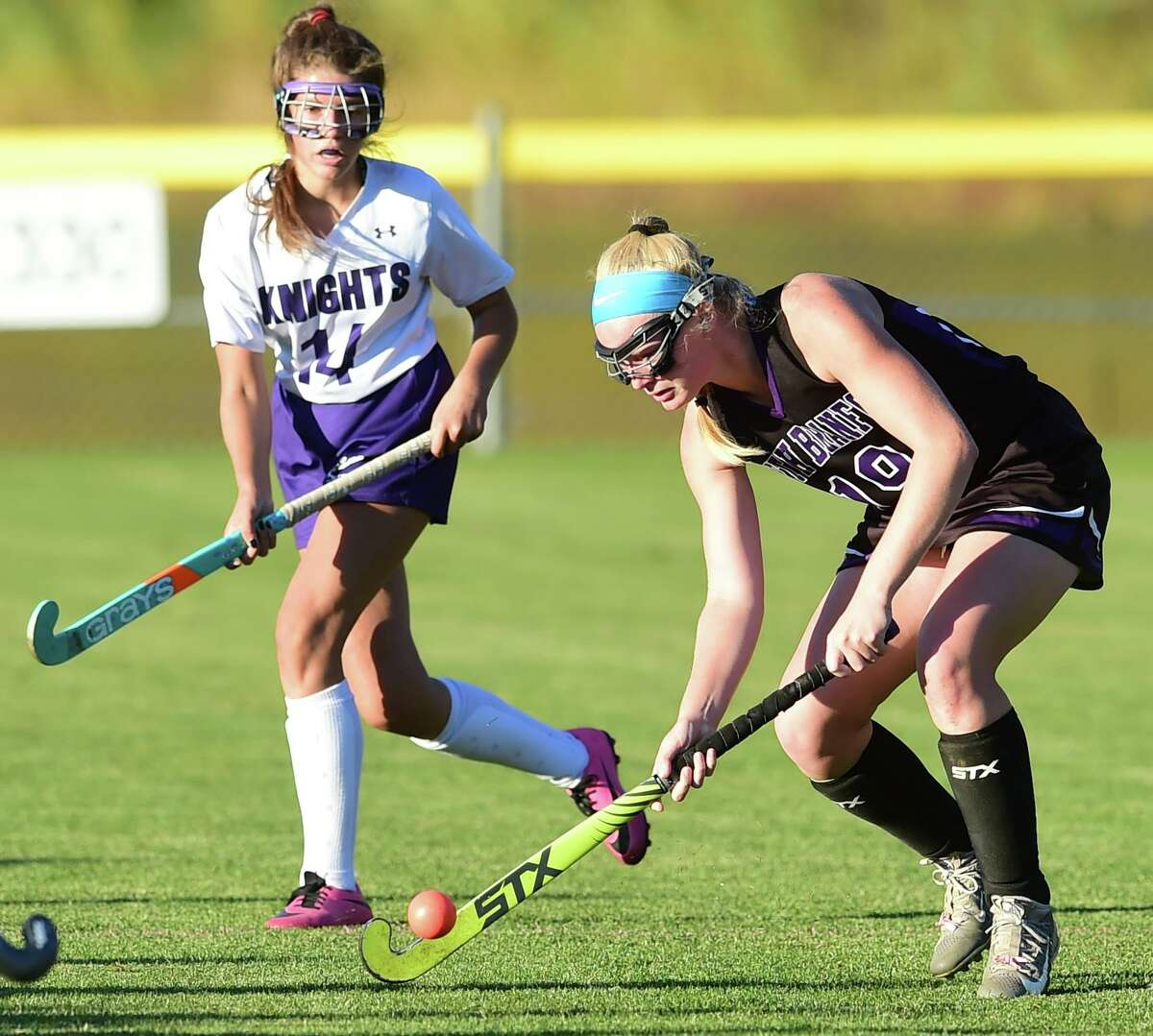 North Branford played to a 2-2 tie with Westbrook on Oct. 23.