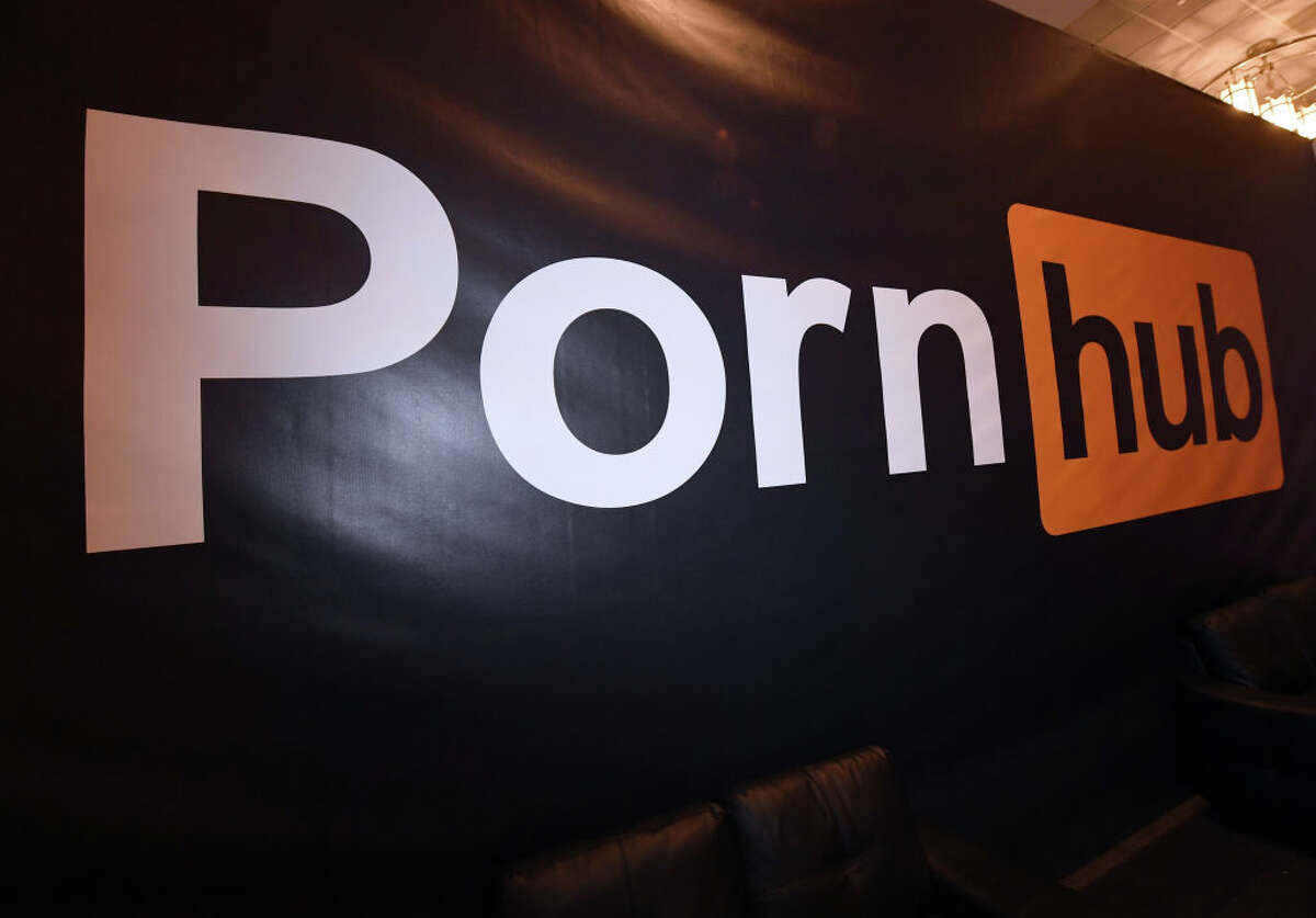 Pornhub reports it had 42 billion visits in 2019. Click through the gallery for other numbers found in the site's 2019 Year in Review.