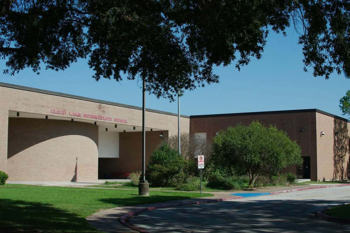 Clear Lake Intermediate is one of four schools that sheltered in place on Wednesday.