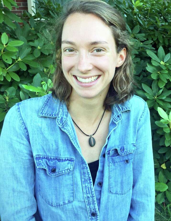 Connecticut River Conservancy's new River Steward is Kelsey Wentling. Photo: Contributed Photo