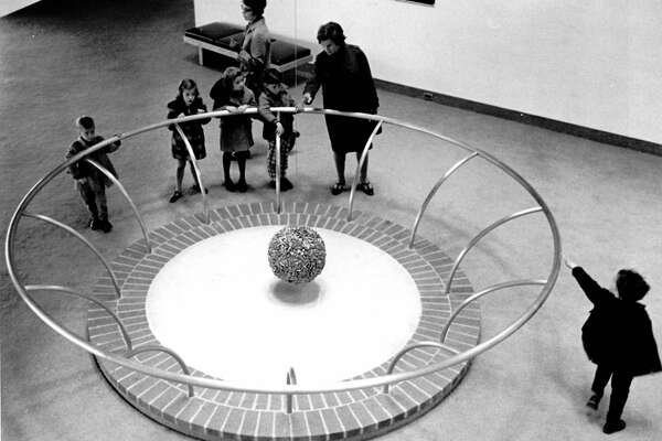 A main attraction of the Great Hall of Ideas, circa 1971
