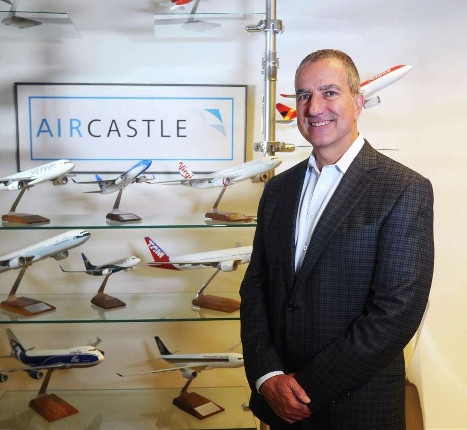 Aircastle CEO Mike Inglese Photo: Michael Cummo / Hearst Connecticut Media / Stamford Advocate