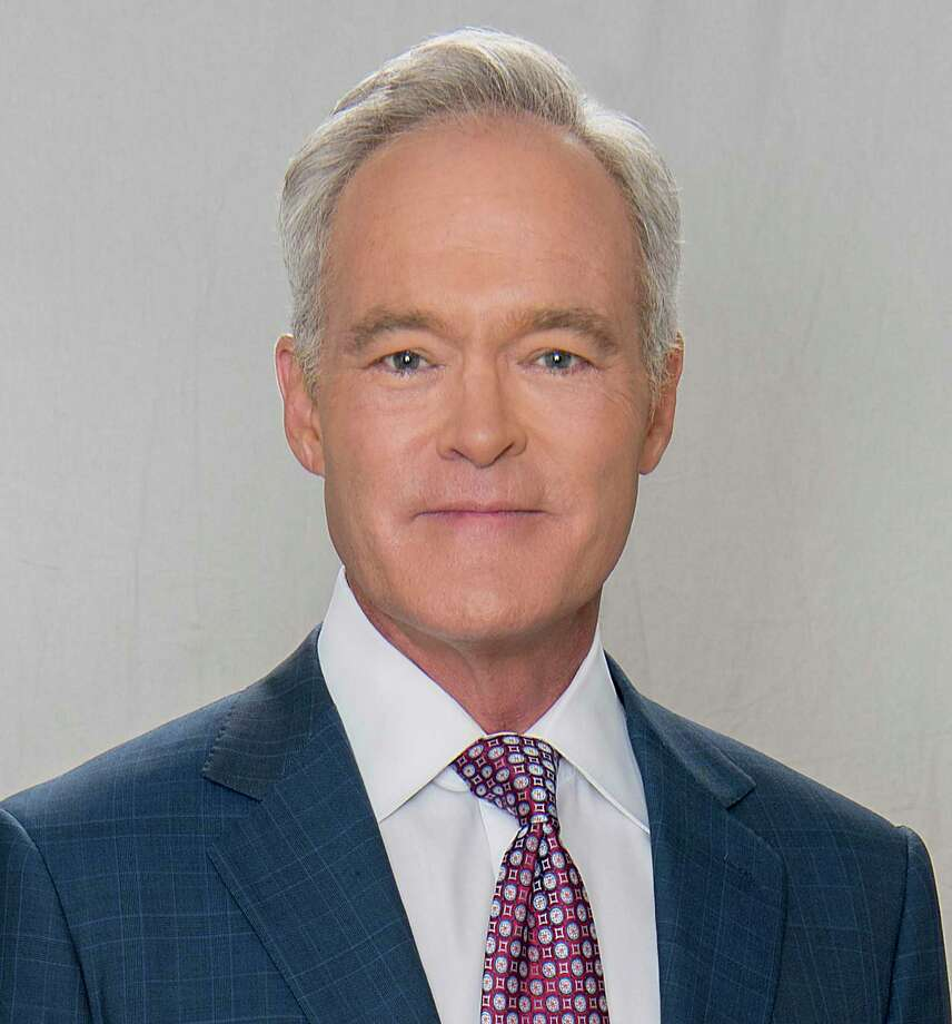 Darien's Scott Pelley Photo: Courtesy 60 Minutes /