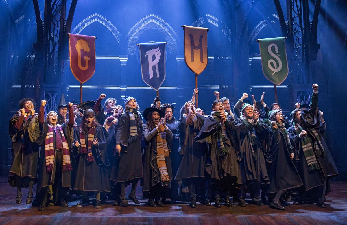 Pictures: The cast of Harry Potter and the Cursed Child.
