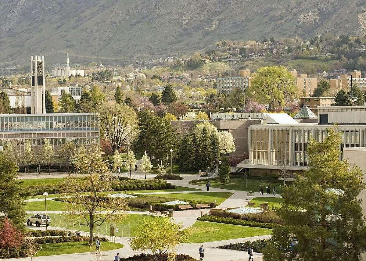 Provo-Orem, Utah UNEMPLOYMENT: 1.7