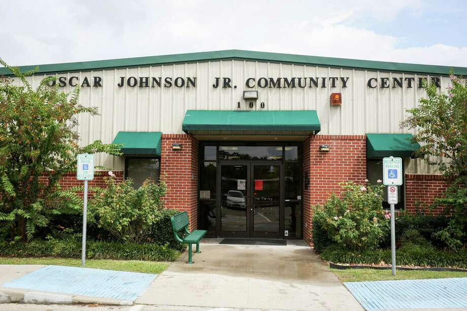 The Conroe City Council is hoping to fund then $33 million relocation and expansion of the Oscar Johnson Jr. Community Center. Photo: Michael Minasi, Staff Photographer / Houston Chronicle / © 2017 Houston Chronicle