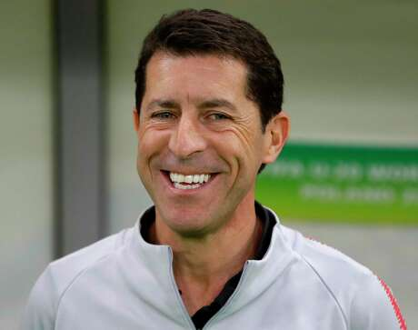 New Houston Dynamo coach Tab Ramos wanted to elevate the national under-20 team before he finally pursued an MLS coaching job this year.
