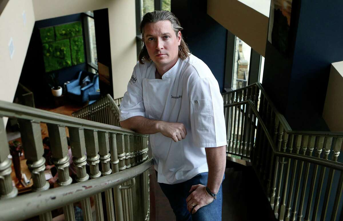 Jason Dady's new restaurants, Jardín, is set to open this week inside the Sullivan Carriage House at the San Antonio Botanical Garden.