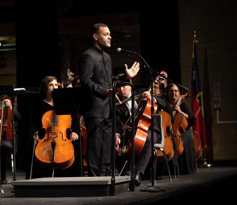 The Conroe Symphony Orchestra season opener in fall 2019. The all-volunteer Conroe Symphony Orchestra had to forego its April and June concerts and plans for the fall remain up in the air. Photo: Photos By Brad Meyer