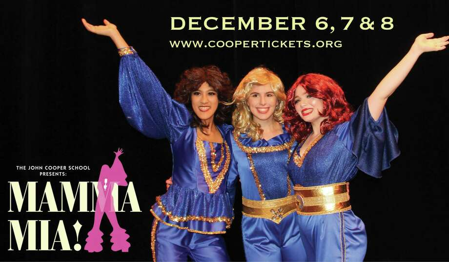 "The John Cooper School in The Woodlands staged ""Mamma Mia!"" Dec. 6, 7 and 8. Photo: Courtesy The John Cooper School"