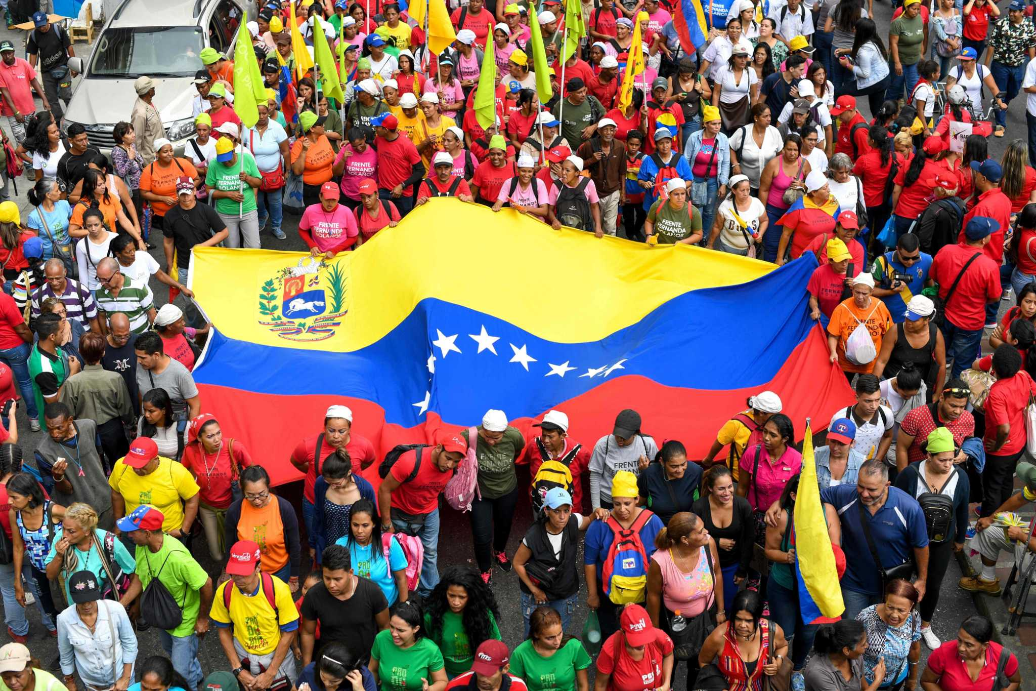 Trump administration gives five energy companies another three months in Venezuela
