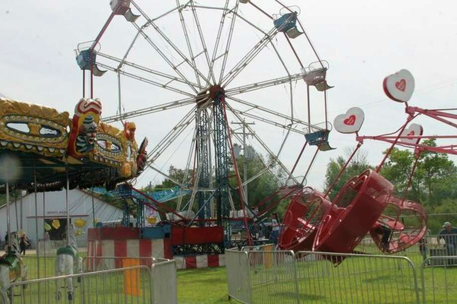 The Manistee County Fair isfaced with funding cuts at both the local and state level, despite aging infrastructure in need of costly restoration and upkeep. (Scott Fraley/News Advocate)