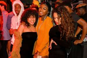 Clubbers at Burnhouse heated up San Antonio on a chilly Thursday night, Oct.24.