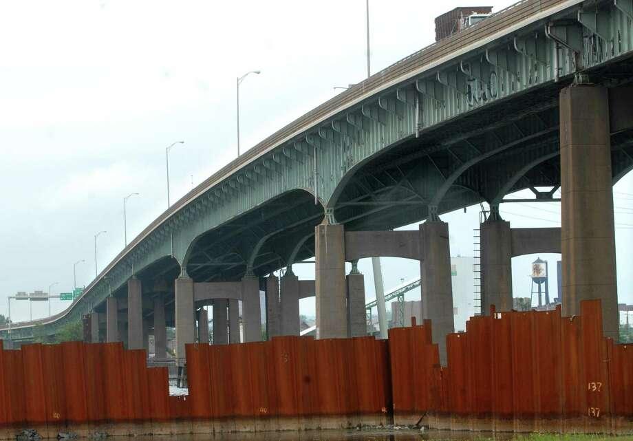 The Pearl Harbor Memorial Bridge. Photo: /