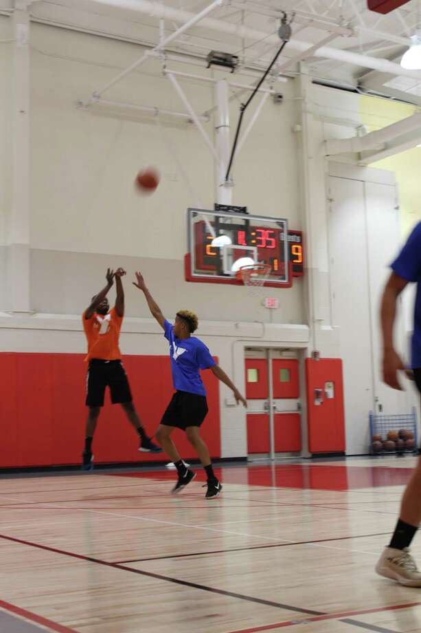 New Canaan YMCA's Men's Basketball League registration begins Nov. 1, continuing through Nov. 22. Contributed photo Photo: Contributed Photo