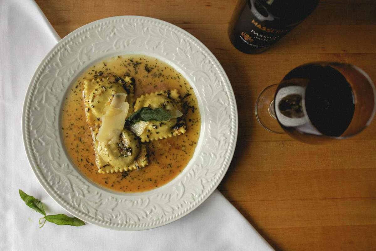 Bartolo is one of Connecticut's great Italian restaurants, says critic Jane Stern.