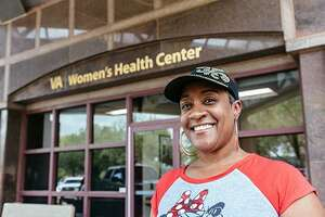 The Houston VA Medical Center offers female veterans in southeast Texas a dedicated Women's Health Center with its own private entrance and clinicians specially trained to meet their specific healthcare needs.