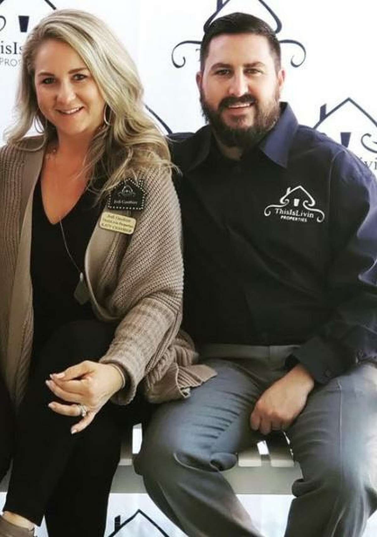 Jodi and Bryant Gauthier bought and restored the Morrison Freeman Home in Katy.