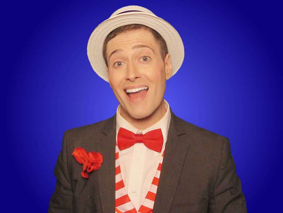 """Randy Rainbow: You've heard about fake news. Dapper comedian and musician Randy Rainbow's claim to fame is fake tunes — song parodies are at the heart of his satirical political videos, usually skewering Republican targets, that are viewed hundreds of thousands of times on social media. Recent examples include """"Just Impeach Him,"""" based on Ariana Grande's """"breathin,"""" and — Mamma Mia! — """"Guiliani! (Here He Goes Again)."""" 7:30 p.m. Friday, Charline McCombs Empire Theatre, 226 N. St. Mary's St. $45. majesticempire.com — Jim Kiest Photo: Courtesy Randy Rainbow"""