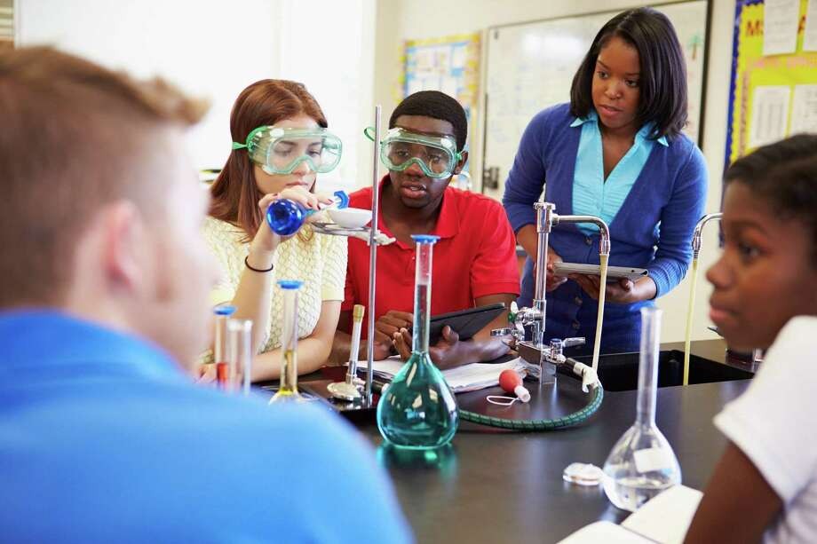 """Housatonic Community College is now offering Carnegie STEM Excellence Pathway Training. The initial """"Emerging Workshop"""" training will be offered on November 9, 2019 Photo: Contributed / Monkey Business - Stock.adobe.com / ©Monkey Business - stock.adobe.com"""