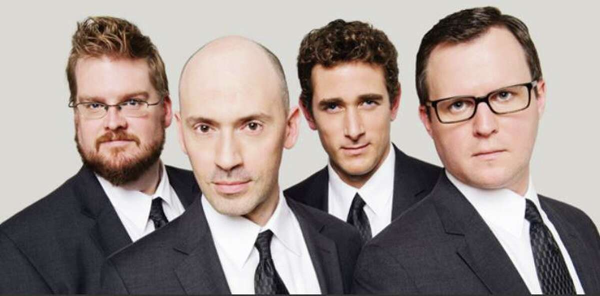 New York Polyphony will be performing at St Francis Episcopal Church in Stamford November 8.