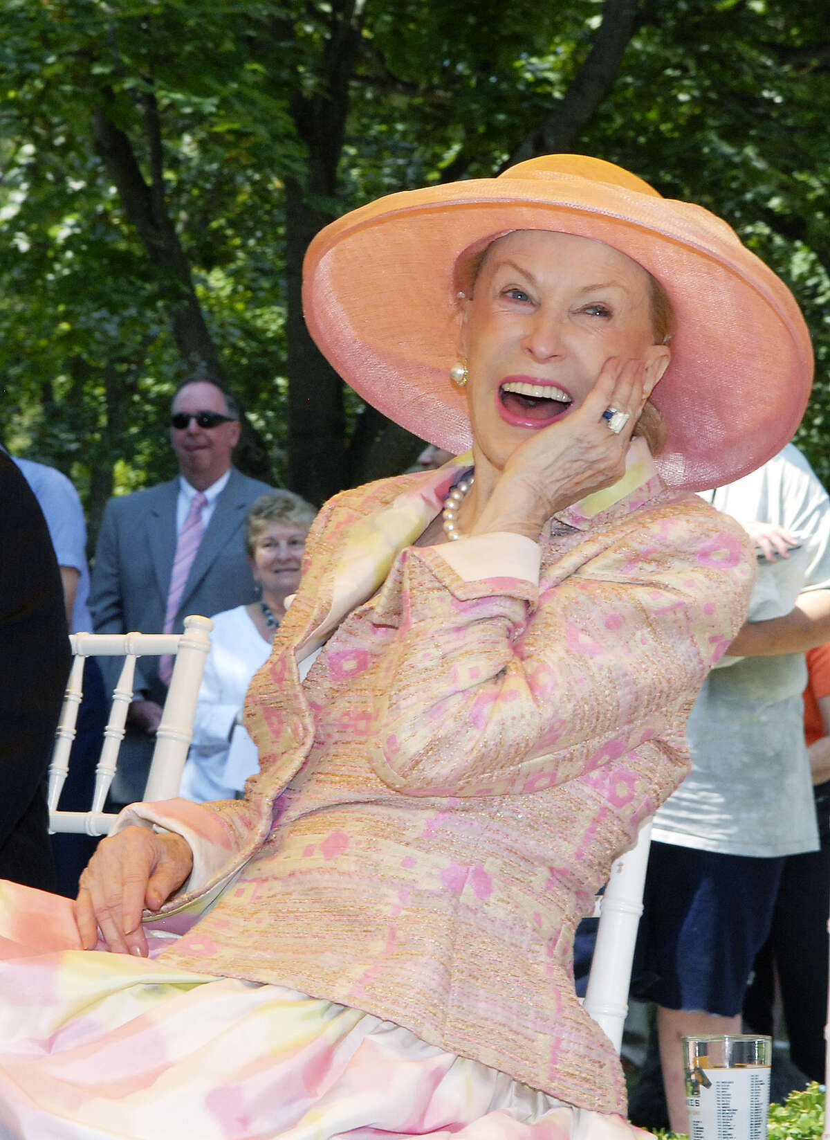The website housing an auction of belongings from the late Saratoga Springs philanthropist and socialite Marylou Whitney crashed when visited clicked on the site when it launched Wednesday morning.