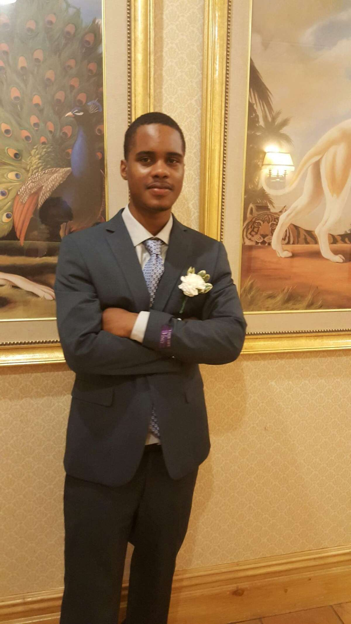 sTeven Barrier, 23, of Stamford died in police custody on Oct. 23, 2019 on his birthday.
