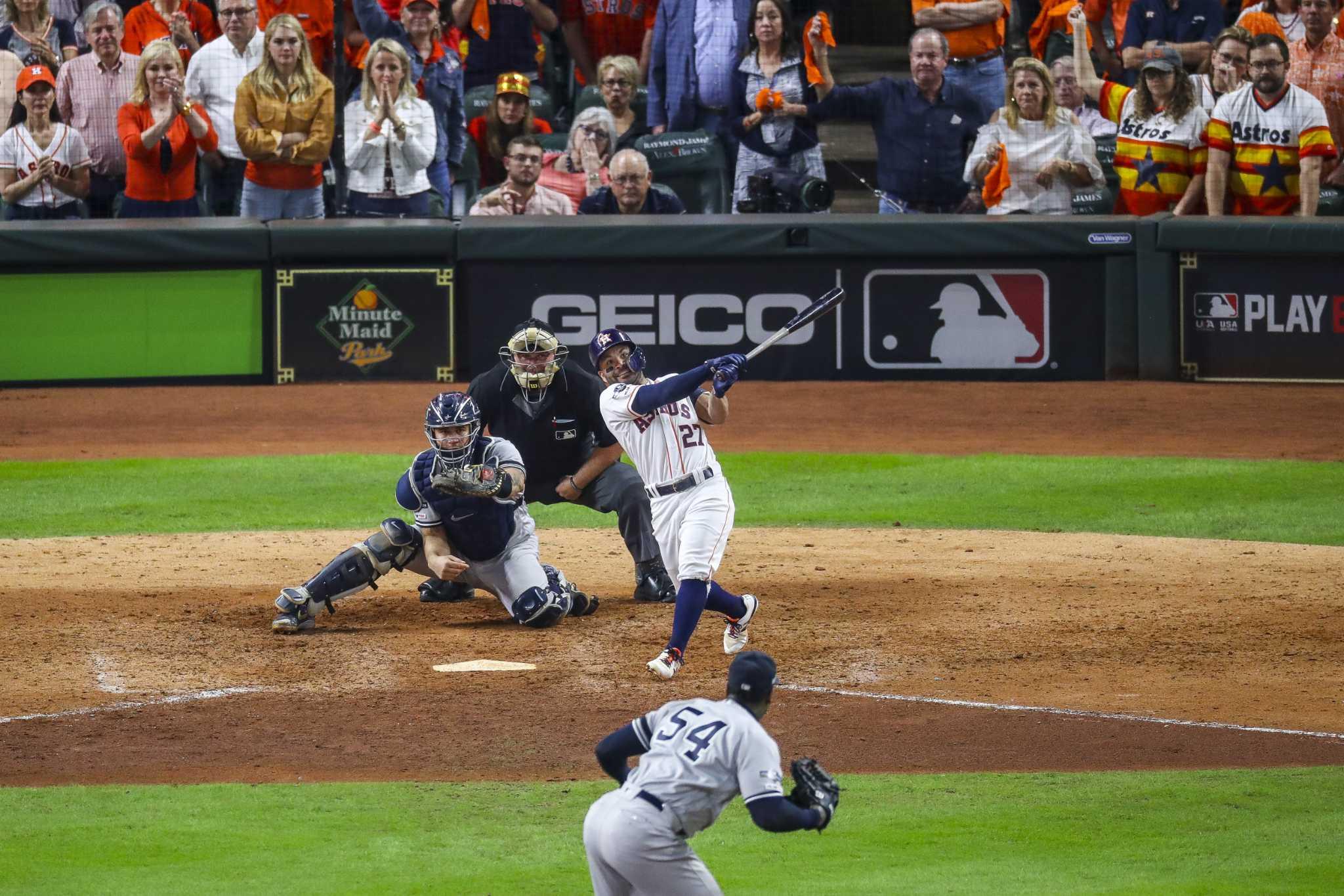 2019 Astros review: Jose Altuve