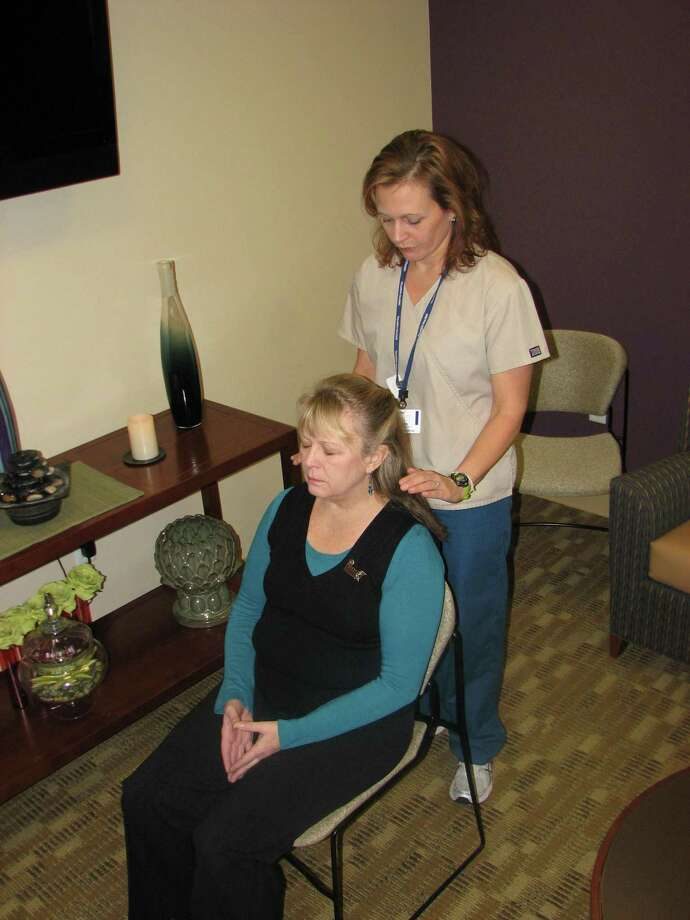 Griffin Hospital will host a Reiki Level 1 Workshop on Nov. 8. Photo: Contributed Photo.