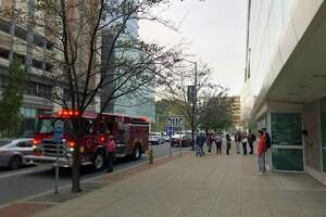 A fire alarm at UConn-Stamford caused an evacuation of the building at around 3:40 p.m. Friday afternoon. Students and staff were let back in around 30 minutes later per the Stamford Fire Department.