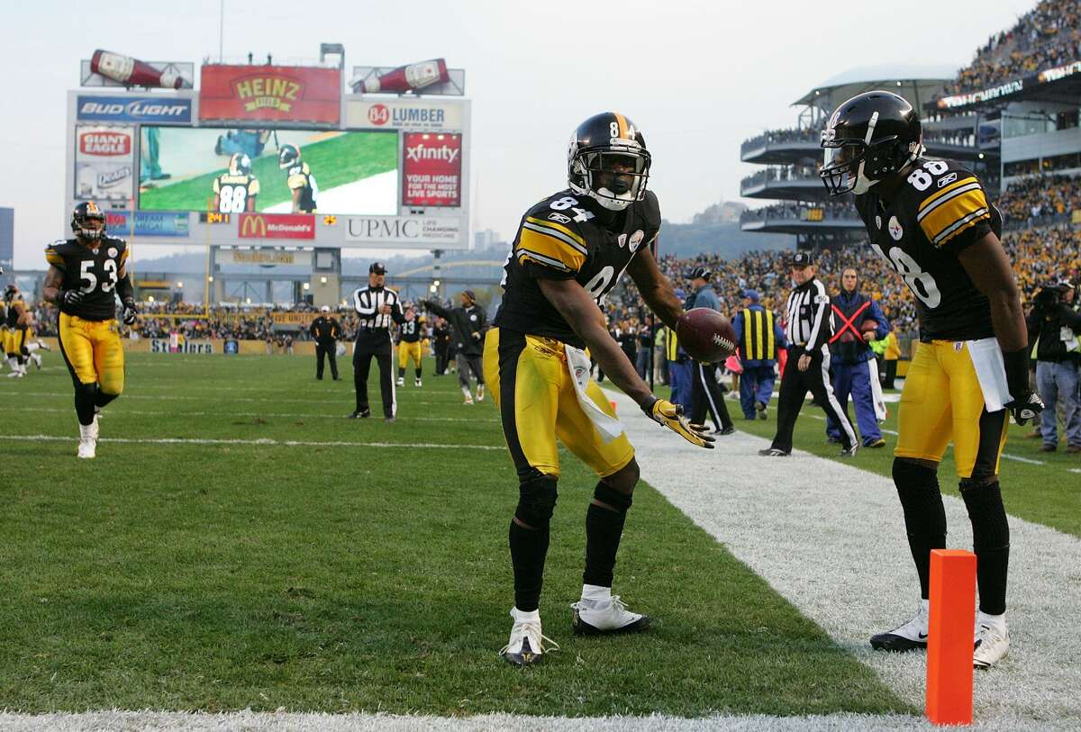 He and now-former Oakland Raider Antonio Brown were drafted at the same time The Steelers drafted Sanders in the third round and Brown in the six round of the 2010 NFL Draft. The two were teammates for four seasons.