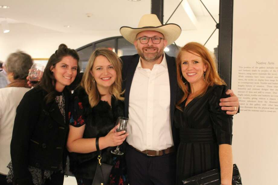 Marfa Public Radio brought a bit of Far West Texas to the Museum of the Southwest on Oct. 24 for its fundraiser Marfa Comes to Midland. The event featured food by the Gage Hotel in Marathon, radio djs and personalities and a silent auction. Photo: Rich Lopez/MRT