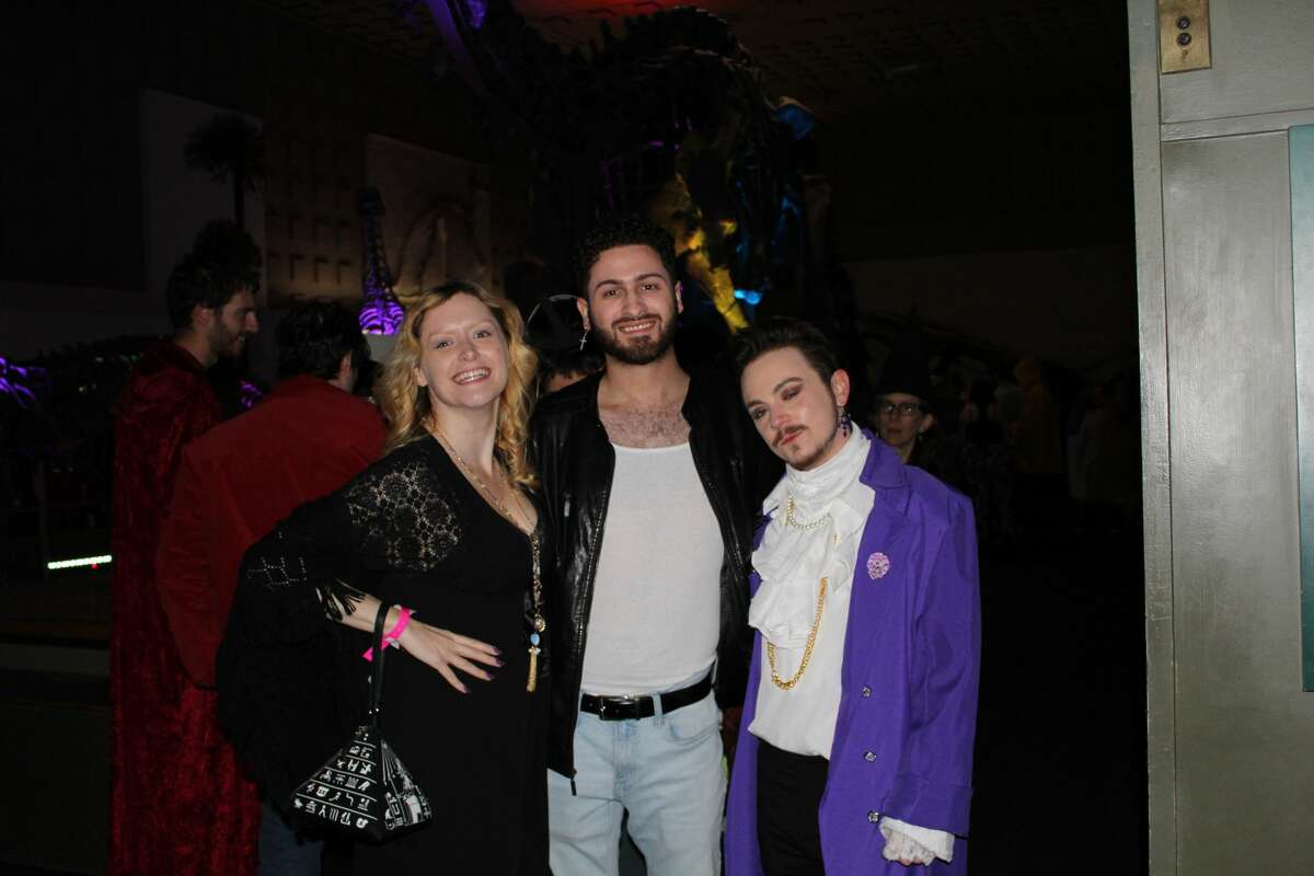 The Yale Peabody Museum in New Haven hosted its annual Haunted Hall and Costume Ball on October 25, 2019. The theme was 80s prom. Were you SEEN?