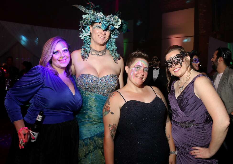 Were you Seen at the Masquer80s Ball, presented by Capital Masquerade to benefit Ronald McDonald House Charities of the Capital Region, Inc., held at The Schenectady Armory in Schenectady on Friday, Oct. 25, 2019?