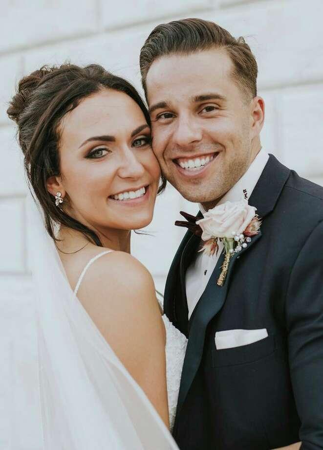 Danielle (Morabito) and Samuel Kilberg