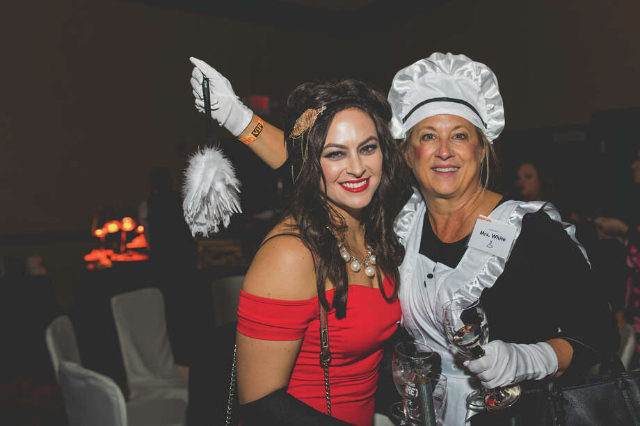 Were you Seen at the Alliance for Positive Health's BOO-jolais Wine Celebration at the Hilton Garden Inn in Troy on Oct. 25, 2019? Photo: Jay Zhang Photography / Jay Zhang Photography