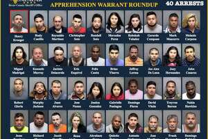 The Bexar County Sheriff's Office participated in the nationwide 17th Annual National Family Violence Apprehension warrant roundup.
