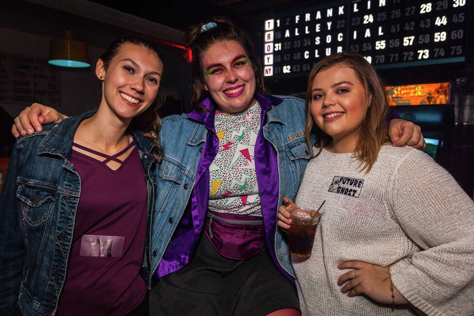 Were you Seen at the Franklinstein Halloween Party at the Franklin Alley Social Club in Troy on Oct. 25, 2019?