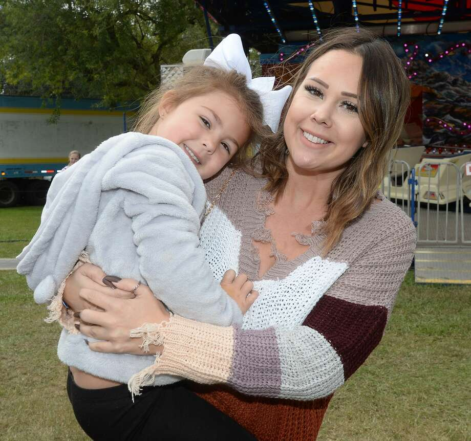 Carnival goers were at the Pecan Festival Saturday in Groves.  Photo taken Saturday, October 26, 2019 Kim Brent/The Enterprise Photo: Kim Brent/The Enterprise
