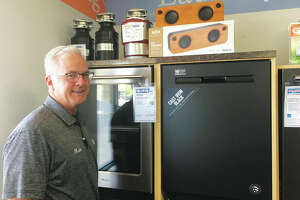 Mark Bradley of Mark's Appliance opened his first store in Edwardsville in 1994, followed by a second in Jerseyville. This summer he added Mark's Appliance Outlet, at 2113 Johnson Road, in Granite City, which is planning a grand opening on Saturday, Oct. 26.