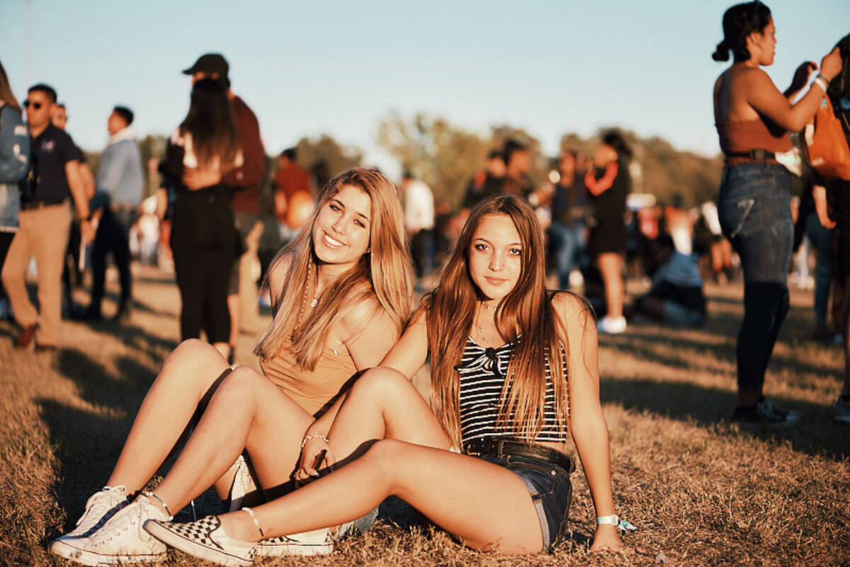 San Antonians made their way to the Mala Luna Music Festival on Saturday October 26, 2019 at the Nelson Wolff Stadium.