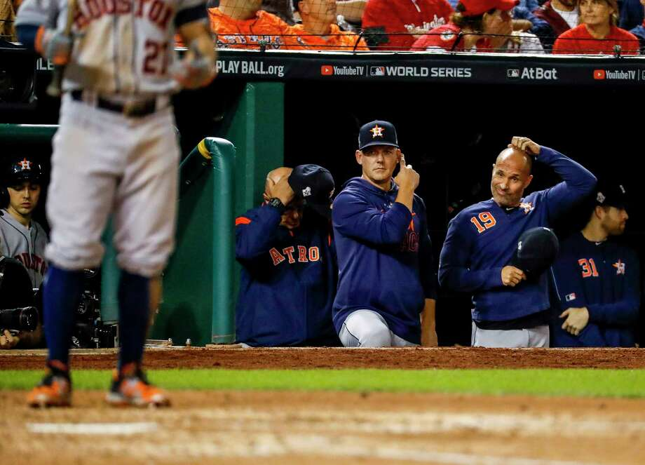 PHOTOS: Astros players' contract situation heading into 2019-20 offseason 