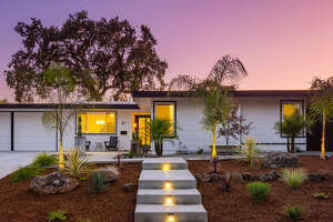 From shambolic to fantastic: this $899K mid-century is born again in Novato