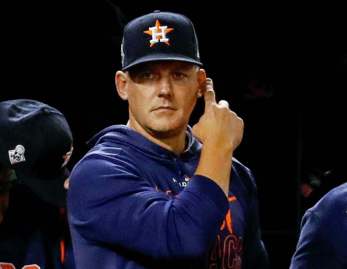 PHOTOS: Each Astros player's contract heading into the 2020 season A.J. Hinch led the Astros to two World Series appearances in his five seasons in Houston. Browse through the photos above for a look at each Astros player's contract heading into the 2020 season ...