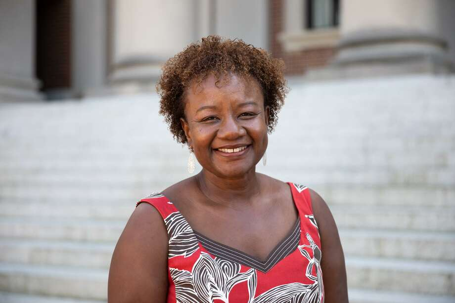 Middletown resident Lorelle Semley has been promoted to the rank of full professor by the College of the Holy Cross in Worcester, Mass. Photo: Contributed Photo